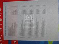 Ремкомплект двигателя (полный комплект) КАМАЗ ЕВРО (34 наименования) (производитель Украина) Р/К-1003Е