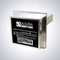 Очиститель воздуха для систем приточной вентиляции  Induct 5000