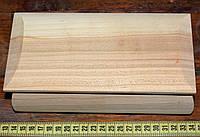 Шкатулка деревянная под роспись (прямоугольная)