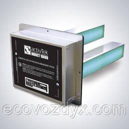 Очиститель воздуха для систем приточной вентиляции Induct 10000