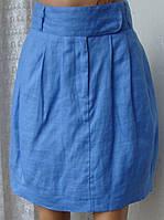 Юбка женская модная крапива рами бренд M&S р.46 5745