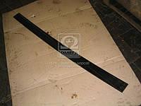 Лист рессоры №1, 2 заднего КАМАЗ 1450мм коренной, 90х14,на 14ти лист/рес (производитель Чусовая)