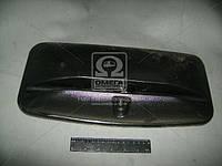 Зеркало боковое КАМАЗ,МАЗ,ПАЗ R1800,405х190 пластиковый корпуса сфера (производитель Россия) 236-8201020