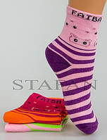 Подростковые носки TL-001 17-23 cm. В упаковке 12 пар, фото 1