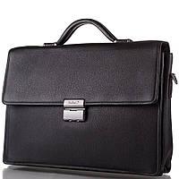 Мужской кожаный портфель ROCKFELD (РОКФЕЛД) DS20-021038