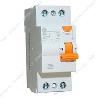 УЗО General electric DCG - УЗО 2/40 АС, 0, 30мА