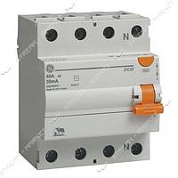УЗО General electric DCG - УЗО 4/63 АС, 0, 30мА
