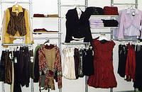 Торговое оборудование для магазинов одежды - Оформление витрины