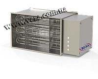 Нагреватель воздуха канальный электрический Канал-ЭКВ-70-40-27
