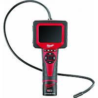 Камера инспекционная С12 ІC AV A Lі - Іon; 12b\1,5aч;видео\фото\аудио;память 2Гб; 9.5мм;кейс