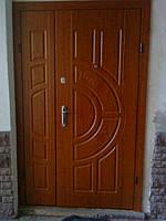 Двери входные полуторка в квартиру Стандарт.