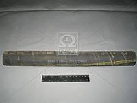 Патрубок радиатора маслянный КРАЗ 42х5х440 соединительный (производитель АвтоКрАЗ) 6437-1303024