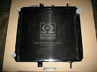 Радиатор водяного охлаждения КРАЗ (4-х рядный) (производитель ШААЗ) 6437-1301010-10