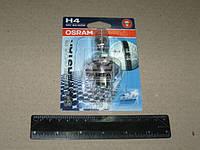 Лампа фарная H4 12V 60/55W P43t Silverstar (+60%) blister (производитель OSRAM) 64193SV2-BLI