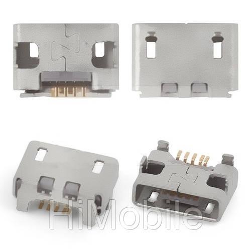 Коннектор разъем зарядки для Lenovo K900 K910 Vibe Z