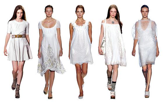 Белое не носить? Носить!