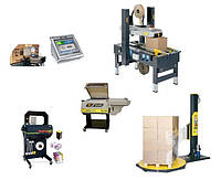 Упаковочное оборудование и технологии для завершающих стадий производства «END of LINE»