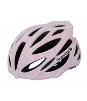 Шлем Green Cycle Alleycat размер 54-58см серо-розовый, фото 1