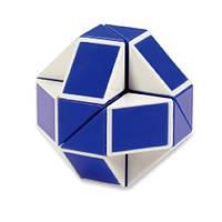 Змейка Рубика синяя Shengshou