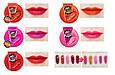Тинт желе для губ Secret Kiss Chubby Jelly Tint - Cherry Red, фото 3