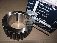 Втулка распорная шестерни 2,3- й передачи вала вторичного КПП МАЗ (производитель ЯМЗ) 236-1701113-Б2