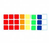 Наклейки на куб 3х3