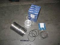 Гильзо-комплект ЯМЗ 236 (ГП +кольца) (грубойБ) поршневые кольца (производитель ЯМЗ) 236-1004005