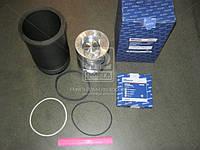 Гильзо-комплект ЕВРО-2 (ГП+Кольца) (общаяголовка) (грубойБ) поршневые кольца (производитель ЯМЗ)