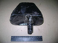 Вкладыш кронштейна рессоры передний МАЗ (производитель МАЗ) 64221-2902449