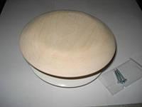 Вентиляционная заглушка для сауны 100 (осина)