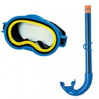 Набор для плавания (маска, трубка), Intex 55942
