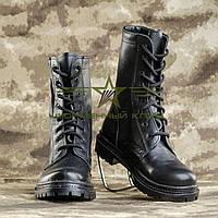 Берцы НАТО кожаные