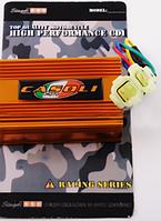 Коммутатор (тюнинг) Honda DIO AF34 (золотистый) STAGE-9