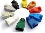 Колпачки на коннектора цветные (1000шт)  (цвета в ассортименте)  *1625