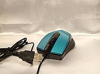 Мышь компьютерная проводная USB (цвета в асс)*1702