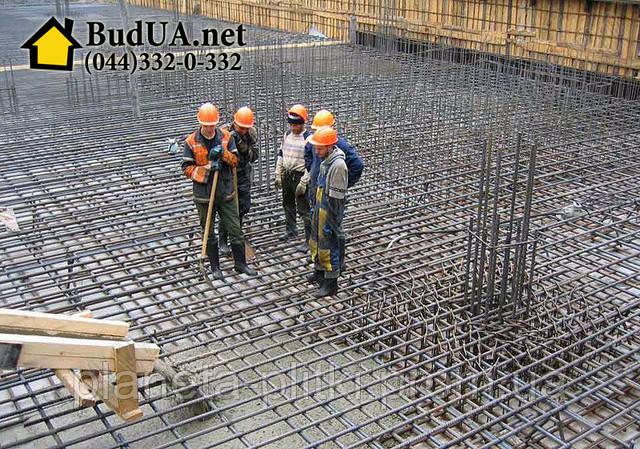Заливание бетоном. (044) 332-0-332