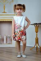 """Платье """"Цветы"""" Eskoberry1602"""