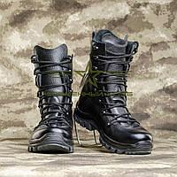 Берцы Спецназ кожаные, фото 1