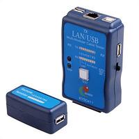 Тестер сетевой LAN  USB *1631