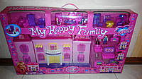 Игровой кукольный домик 2009-04 My Happy Family, фото 1