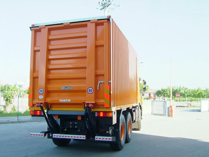 Гідроборт Dhollandia DH-LM.15 • 1000-1500 kg