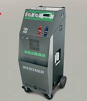 Заправка автомобильных кондиционеров AC930 Werther Италия