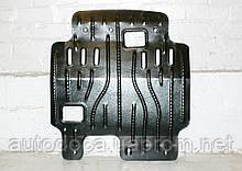 Захист картера двигуна і кпп Mitsubishi Outlander XL 2005-