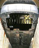 Защита картера двигателя и кпп Mitsubishi Outlander XL 2005-, фото 5