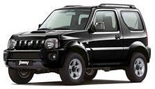 Фаркопы на Suzuki Jimny (1998-2018)