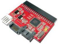 Адаптер USB SATA/IDE (блистер) DL-797  *1682