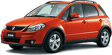 Фаркопы на Suzuki SX4 (2006-2013)