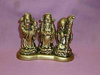 Три лунных старца статуэтка фен шуй 11,7х8,5
