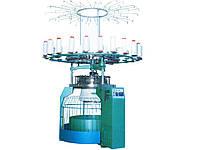 Кругловязальные машины для изготовления плюша трикотажной основе