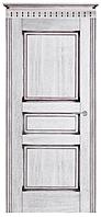 """Межкомнатные двери из массива дуба """"№5-Д"""" ПГ,  60, 70, 80, 90"""